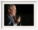 President Bush Framed Photographic Print