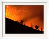 Mount Etna, Near Nicolosi, Italy Framed Photographic Print by Pier Paolo Cito