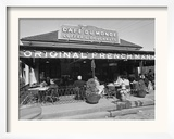 Cafe Du Monde Framed Photographic Print