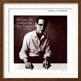 Bill Evans Trio - Sunday at the Village Vanguard Poster