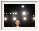President Bush Delivers Remarks on Terrorism Framed Photographic Print