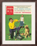 John Bull, Lawnmowers Magazine, UK, 1950 Prints