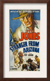 The Stranger from Arizona, Buck Jones, 1938 Prints