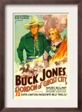 Gordon of Ghost City, Buck Jones, Madge Bellamy, 1933 Prints