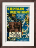 Captain Midnight, 'Chapter 6: Weird Waters', 1942 Prints