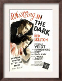 Whistling in the Dark, 1941 Posters