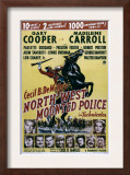 North West Mounted Police, 1940 Posters
