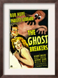The Ghost Breakers, Bob Hope, Paulette Goddard, 1940 Prints