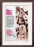 The Longest Yard, Burt Reynolds, 1974 Prints