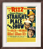 Straight Place and Show, 1938 Posters