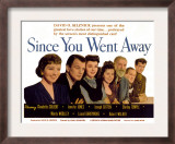 Since You Went Away, Claudette Colbert, Joseph Cotten, Jennifer Jones, and Shirley Temple, 1944 Prints