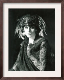 Theda Bara in the Broadway Show the Blue Flame, 1920 Prints