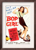 Bop Girl, Featured Center: Judy Tyler; Bottom Right Hand Corner Judy Tyler, Bobby Troup, 1957 Prints