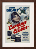 Captains of the Clouds, James Cagney, 1942 Posters