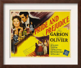 Pride and Prejudice, 1940 Posters