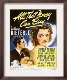 All That Money Can Buy (Aka the Devil and Daniel Webster), James Craig, Anne Shirley, 1940 Prints