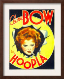 Hoopla, Clara Bow, 1933 Prints
