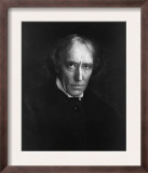 Henry Irving English Stage Actor, Was the First Actor to Be Knighted by Queen Victoria, 1895 Posters