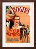 In Old Kentucky, Will Rogers, Dorothy Wilson, Charles Sellon, Bill Robinson,, 1935 Posters
