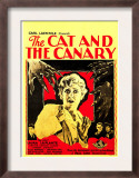 The Cat and the Canary, 1927 Posters