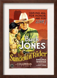Sundown Rider, Barbara Weeks, Buck Jones, 1932 Prints