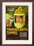 Transatlantic Tunnel (Aka the Tunnel), Richard Dix, 1935 Prints