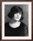 Theda Bara, Portrait Still for Broadway Play the Blue Flame, 1920 Poster