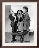 A Night at the Opera, Groucho Marx, Chico Marx, Harpo Marx, 1935 Posters