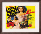 Little Nellie Kelly, George Murphy, Judy Garland, 1940 Poster