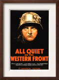 All Quiet on the Western Front, Lew Ayres, 1930 Posters