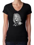 Juniors: V-Neck- Marilyn Monroe - T-shirts