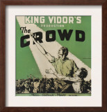 The Crowd, 1928 Prints