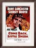 Come Back, Little Sheba, Burt Lancaster, Shirley Booth, 1952 Print