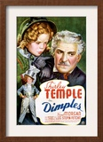 Dimples, Shirley Temple, Frank Morgan, 1936 Posters