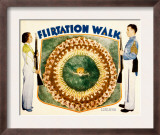 Flirtation Walk, Ruby Keeler, Dick Powell, 1934 Print