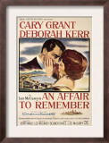 Affair to Remember, Cary Grant, Deborah Kerr, 1957 Prints