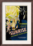Sunrise, (Aka 'sunrise: a Song of Two Humans'); in Foreground, 1927 Prints