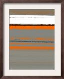 Abstract Orange 2 Posters by  NaxArt