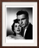 A Place in the Sun, Elizabeth Taylor, Montgomery Clift, 1951 Prints
