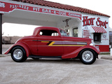 Billy F. Gibbons ZZ Top Car Fotografisk tryk af David Perry