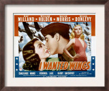 I Wanted Wings, Constance Moore, Ray Milland, Veronica Lake, 1941 Posters