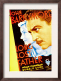 Long Lost Father, Helen Chandler, John Barrymore, 1934 Prints