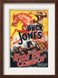 Ride 'Em Cowboy, Buck Jones, 1936 Prints