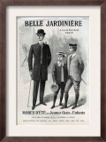Belle Jardiniere, Magazine Advertisement, France, 1902 Prints