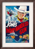 The Ivory-Handled Gun, Top and Bottom Left: Buck Jones, 1935 Prints