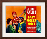 East Meets West, 1936 Posters