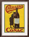Caballero, Magazine Advertisement, Spain, 1935 Posters