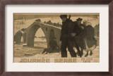 Journee Serbe. 25 Juin 1916 Prints by Pierre Mourgue