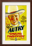Tumbling Tumbleweeds, Gene Autry, 1935 Prints