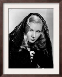 Veronica Lake, Early 1940s Prints